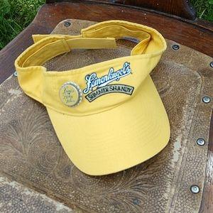Leinenkugel's Summer Shandy Yellow Visor w/ Pin